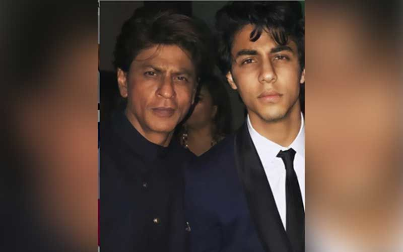 Shah Rukh Khan Does Not Allow Aryan Khan To Roam Shirtless In The House; Here's Why