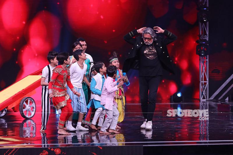 Super Dancer Chapter 3 Holi Special Episode: Govinda And