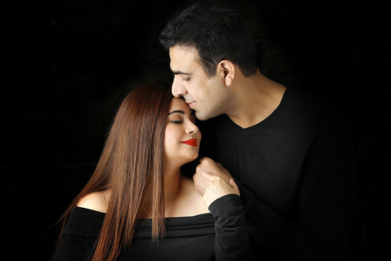 Shalini Kapoor And Rohit Sagar