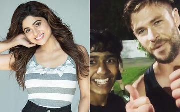 "Chris Hemsworth Wished Shamita Shetty On Her Birthday, Making Sister Shilpa Shetty Kundra Feel Extremely ""Jealous"""