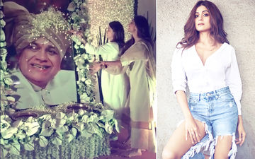 Ashamed Of Father's Day Post Trolls, Shamita Shetty Has Her Claws Out