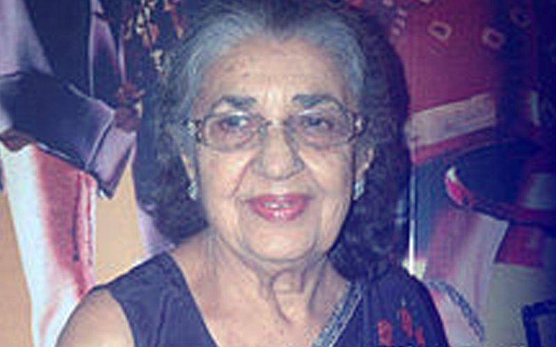 Shammi Aunty Dies At 87
