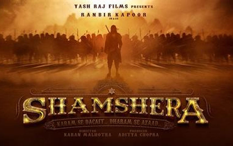 Ranbir Kapoor To Have A Double Role In Shamshera?