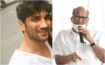 Sushant Singh Rajput's Death: Sharad Pawar Questions Media For Giving Importance To The Late Actor's Case - Reports