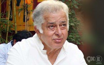 Shashi Kapoor Admitted To Hospital