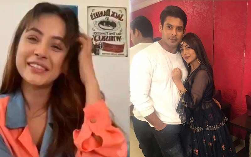 Shehnaaz Gill Blushes After Fan Says 'Sid And You Both Look Good Together'; Here's What She Has To Say About About Doing A Film With Sidharth Shukla
