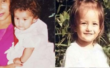 Punjab Di Katrina AKA Shehnaaz Gill's One-Year-Old Photo Has An Uncanny Resemblance To Katrina Kaif's Baby Pic