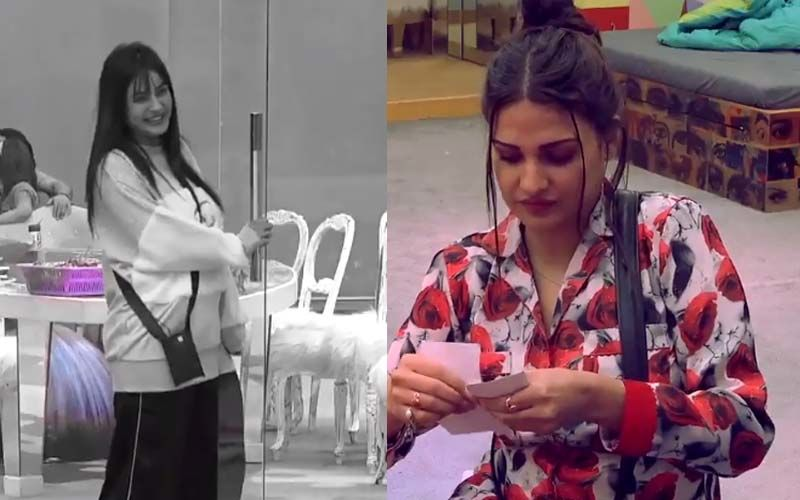 Bigg Boss 13:  Himanshi Khurana Tears Shehnaaz Gill's Photo; Fans Say She Is Trying To Clean Her Image