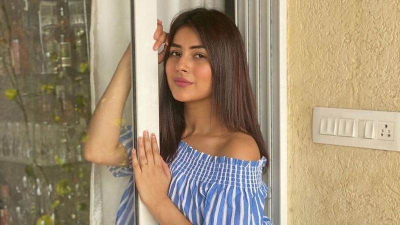 Shehnaaz Gill Looks Silent Yet Strong In First Appearances From 'Honsla Rakh' Promotions; Fans Call Her 'Sherni'
