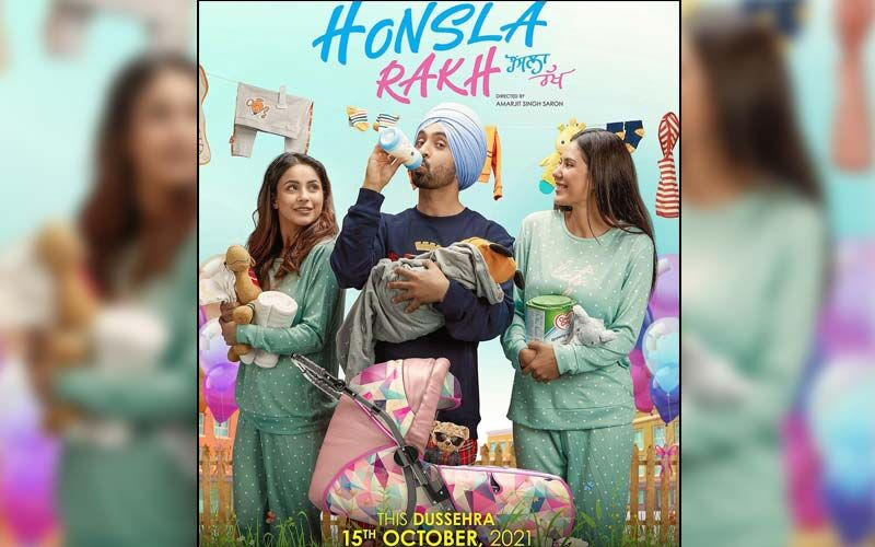 Shehnaaz Gill To Shoot For Honsla Rakh Promotional Song On October 7, Confirms Producer Diljit Thind