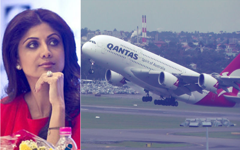 Shilpa Shetty Faces Racism By Australia's Qantas Airline Staff, Actress Hits Back
