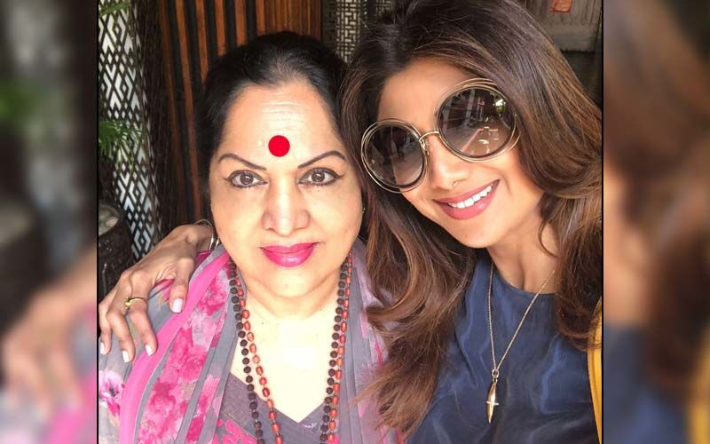 Shilpa Shetty's Mother Sunanda Files A Complaint In A Land Deal Case After Being Cheated Of Rs 1.6 Crore-Deets Inside