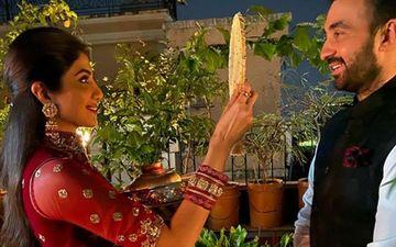 Shilpa Shetty Karwa Chauth 2019: Actress Says She's 'Falling More In Love' With Hubby Raj Kundra