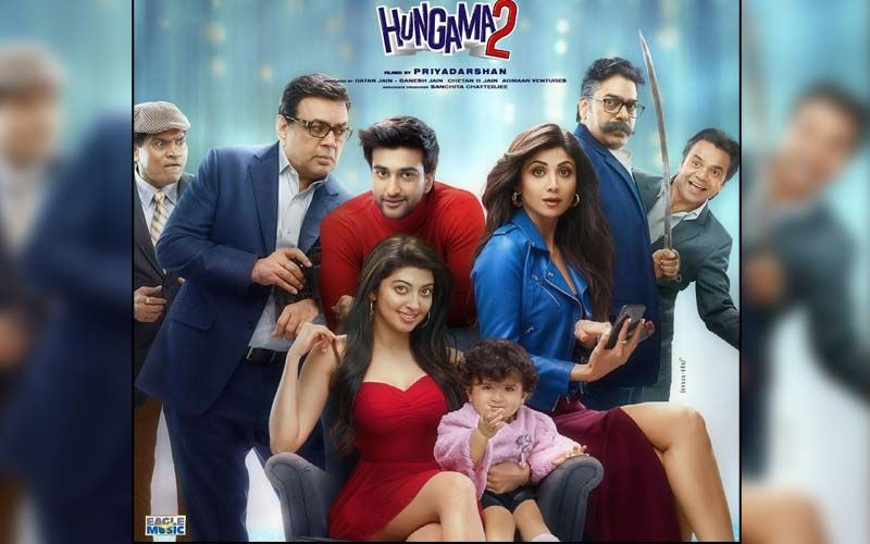 Shilpa Shetty's Hungama 2 Release Will Not Get Affected Due To Current Controversy; Producer Ratan Jain Has THIS To Say