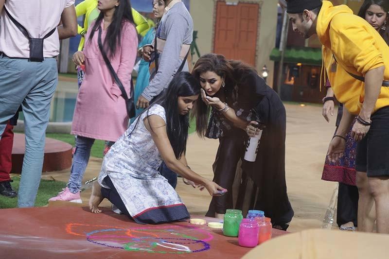 Shilpa Shinde In Bigg Boss House