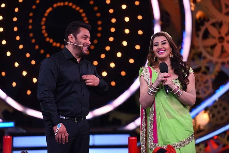Shilpa Shinde Salman Khan
