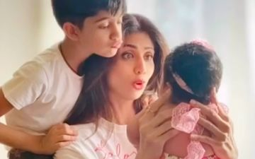 Shilpa Shetty Says 'It Takes Guts' To Have A Newborn At The Age Of 45, Feels Surreal When People Ask How Her 'Children' Are Doing