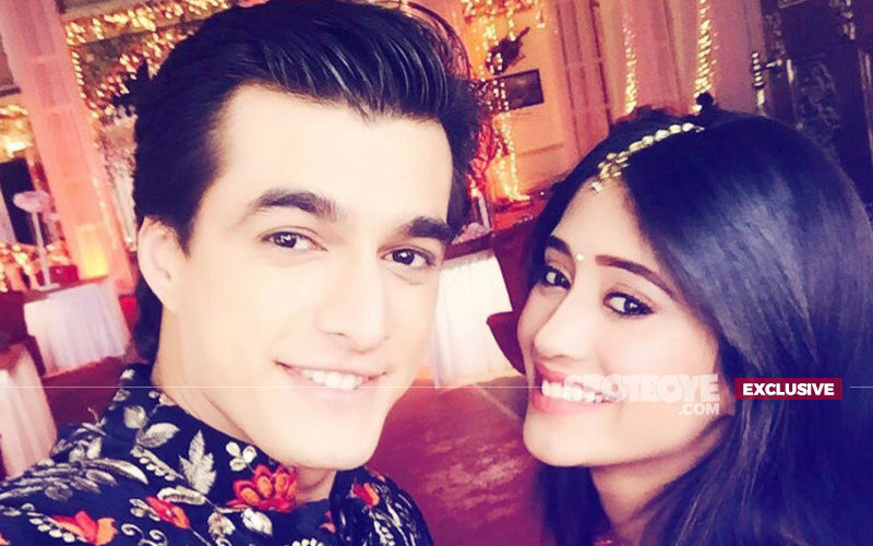 Lovers' Tiff: All's Not Well Between Shivangi Joshi & Mohsin Khan