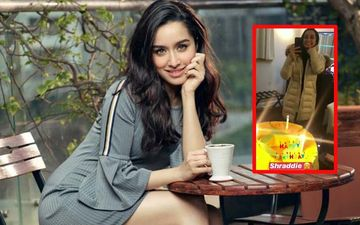 Shraddha Kapoor Receives The Sweetest Birthday Surprise In London-Watch Videos