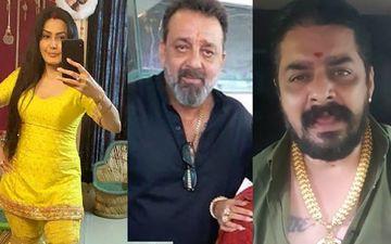 Kamya Punjabi Bashes Hindustani Bhau For Calling Sanjay Dutt's Cancer Diagnosis A PR Stunt For Sadak 2; 'Cancer Is No Joke'