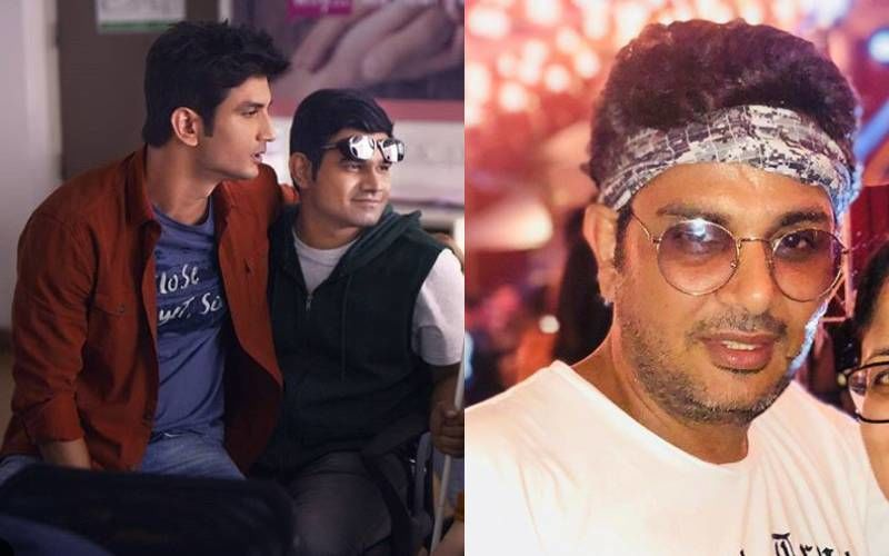 """Sushant Singh Rajput's Dil Bechara Director Mukesh Chhabra Praises Sahil Vaid; """"No One Can Find An Actor Who Can Portray JP Better Than Sahil"""""""
