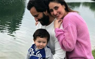 CONFIRMED: Kareena Kapoor Khan And Saif Ali Khan Are Expecting Their Second Baby; Taimur Soon To Be A Big Brother