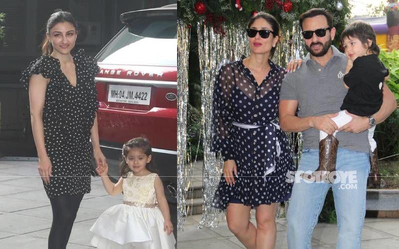 Kareena Kapoor Khan - Saif Ali Khan Announce Second Pregnancy; Aunt Soha Ali Khan Can't Keep Calm As She Calls Saif 'The Quadfather'