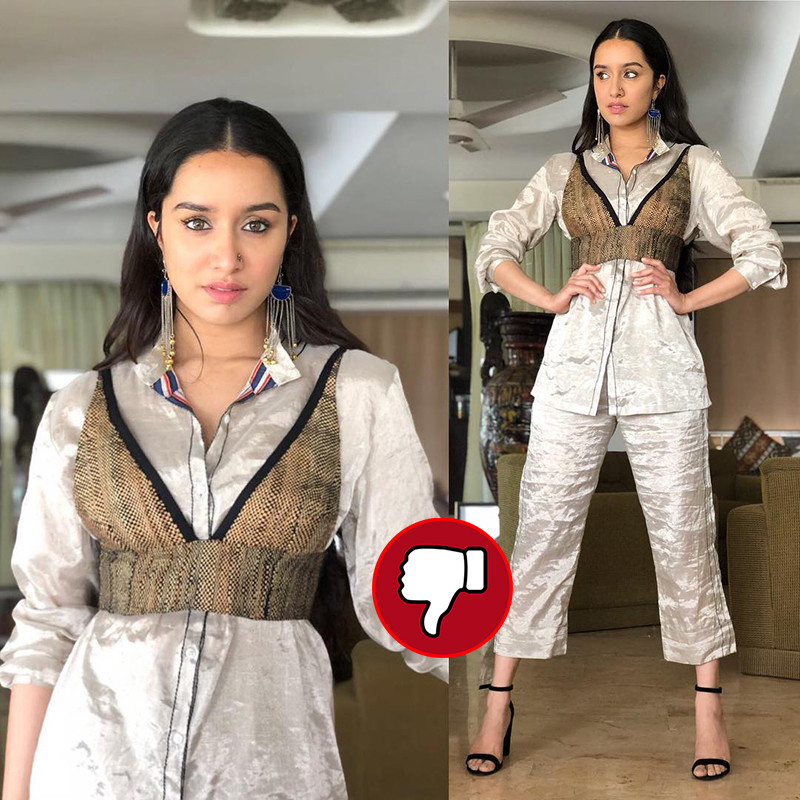 Shraddha Kapoor Snapped Post Stree Promotions