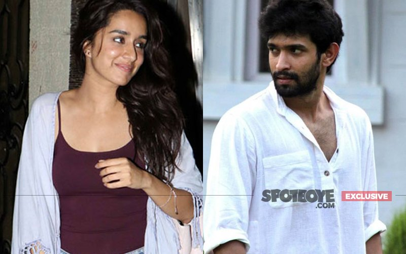 What's Cooking Between Shraddha Kapoor And Vikrant Massey?