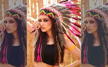 "Shraddha Kapoor Blasted For Wearing A Warbonnet; ""Not Fashionable, It's Offensive To Native Americans,"" Scream Trolls"