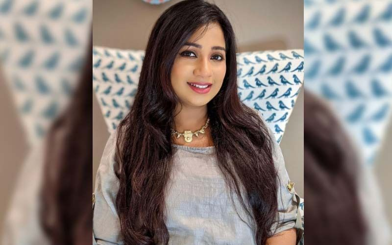 Shreya Ghoshal's Pregnancy Glow Is Unmissable In Latest Pictures Flaunting Her Baby Bump; Says She's Experiencing The 'Most Beautiful' Phase Of Her Life
