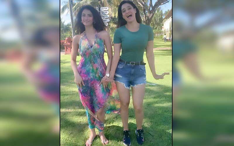 Shweta Tiwari Celebrates Daughter Palak's Birthday With An Adorable Dance Video-WATCH