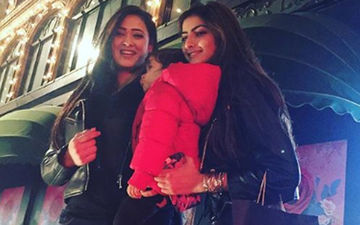 Shweta Tiwari Is Living Peaceful Moments With Daughter Palak Post The Storm, Shares An Adorable Picture