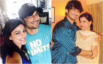 When Sushant Singh Rajput's Sister Shweta WhatsApped Moments From Her 'Aparokshanubhuti' Class To Little Brother; Check Out His Response Dated May 22