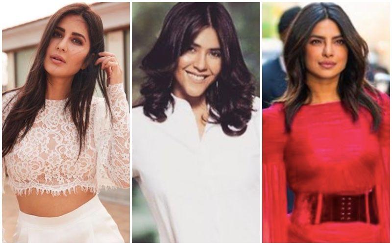 Ekta Kapoor Wanted To Make Naagin As A Film; Katrina Kaif And Priyanka Chopra Were On Her Mind  - WHAT