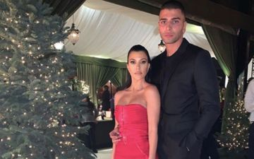 Not Just Kylie Jenner's Ex Travis Scott, Kourtney Kadarshian's Ex Younes Too Attended Her X-Mas Bash - PIC
