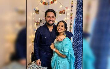 Wedding Bells Are In The Air For Siddharth Chandekar And Mitali Mayekar
