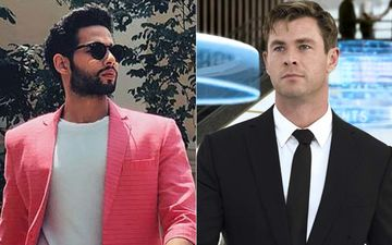 """Tough To Dub For Someone Like Chris Hemsworth"": Siddhant Chaturvedi"