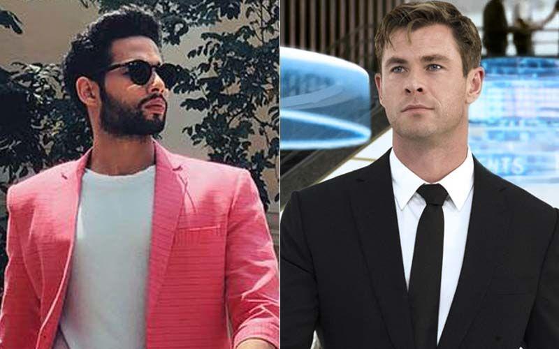 """Tough To Dub For Someone Like Chris Hemsworth"": Siddhant Chaturvedi"