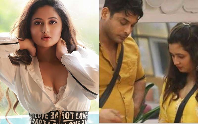 Rashami Desai Schools A Troll For 'Footage Chahiye' Comment After She Posted A  Picture With Sidharth Shukla On Public Demand