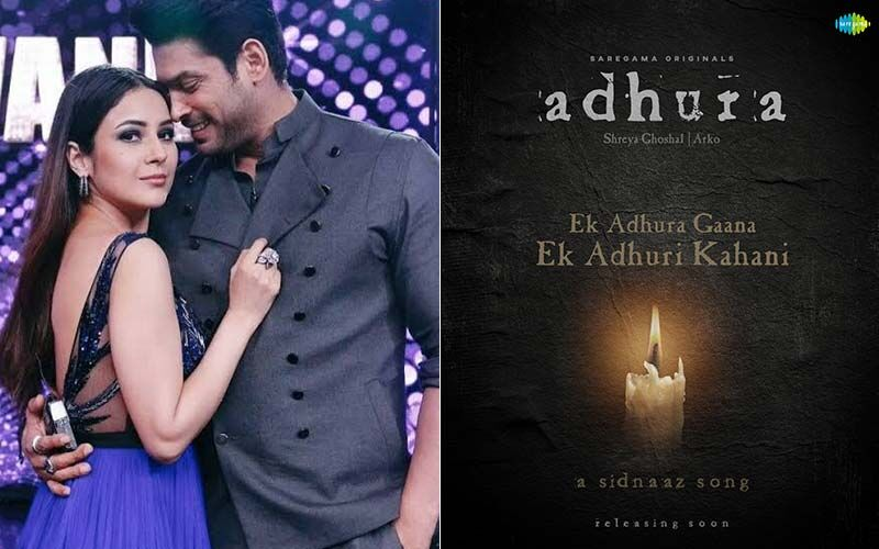 Sidharth Shukla And Shehnaaz Gill's Unreleased Music Video Gets A New Title, 'Adhura'; Music Label To Release It Soon