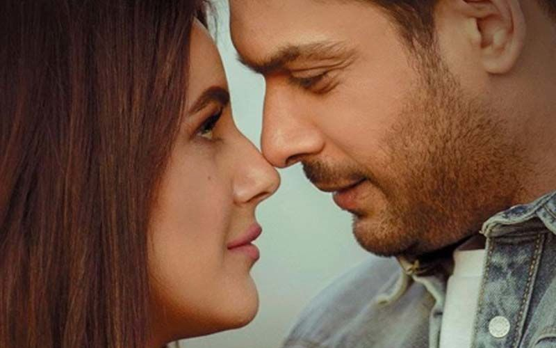 Bhula Dunga Song FIRST LOOK Out: Shehnaaz Gill And Sidharth Shukla Are So Lost In Love; Our Hearts Are Melting - PIC