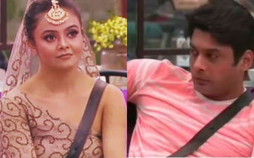 Bigg Boss 13: Devoleena Bhattacharjee Abuses Sidharth Shukla On National Television; Kut*a, K*mina And A Lot Of Beeps Follow