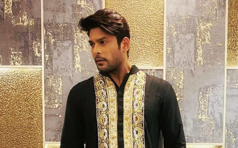Sidharth Shukla Looks Every Bit Regal In A Pistachio Number From Manish Malhotra's Style Book - UNSEEN PIC