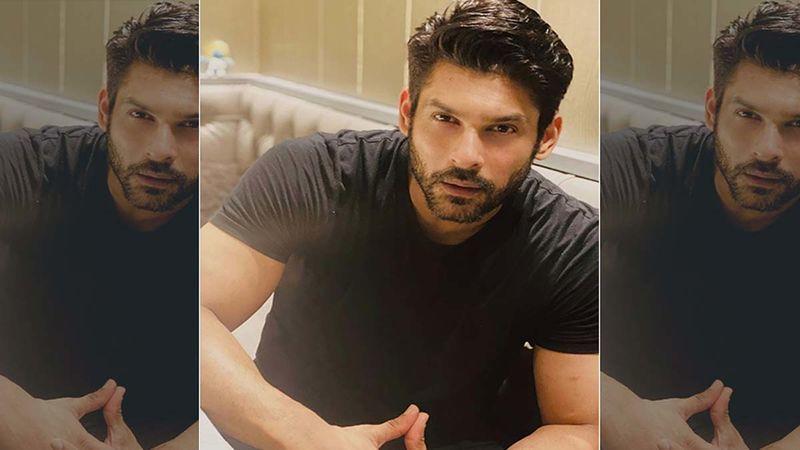 Sidharth Shukla Treats Fans With An Uber Cool Photo And Reminds Them To 'Stay Focused' -Have You Seen It Yet?