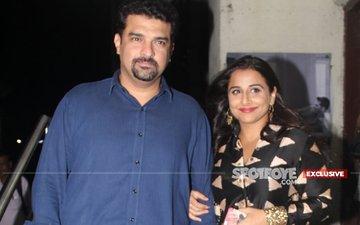 Vidya Balan's Husband Siddharth Roy Kapur To Quit Disney UTV On Dec 20