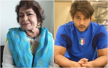 Saroj Khan Demise: Sidharth Shukla Shares A Tribute For The Late Choreographer, Says: 'Your Legacy Will Continue To Live On Forever'