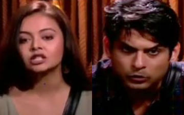 Bigg Boss 13 November 18 2019 SPOILER ALERT: Sidharth Shukla Locks Devoleena In The Bathroom, Paras Chhabra And Mahira Sharma Upset Rashami Desai