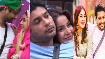 Bigg Boss 13: Sidharth Shukla Pulls Shehnaaz Gill In Bed For A Hug; Other Sweet Moments Between #SidNaaz