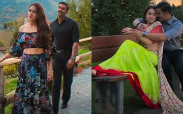 Simmba Song, Tere Bin: Soft, Soothing, Picturesque- That's Ranveer Singh And Sara Ali Khan's Romance In The Alps